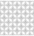 geometrical seamless gray pattern shapes and lines vector image vector image
