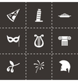 Italian icon set