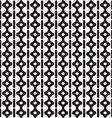 PatternooooBW vector image vector image