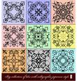 al 0830 tiles 01 vector image vector image