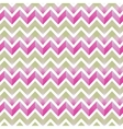 Watercolor zigzag pattern vector image vector image