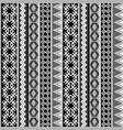 ethnic geometric motifs background vector image vector image