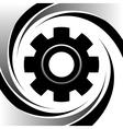 gear vector image vector image