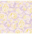 tender light feminine colors paisley seamless vector image