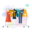 shopping sale concept vector image