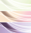 Abstract background banner14 vector image