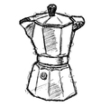 Scribble series - coffeemaker