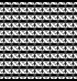 seamless abstract grey pattern vector image vector image