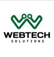 Webtech Design vector image vector image