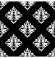 Arabesque seamless floral pattern vector image vector image