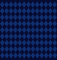 background checkered blue decor vector image