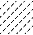 pipette pattern vector image vector image