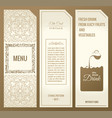 set of design elements labels icon logo vector image vector image