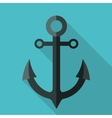 Anchor icon graphic vector image