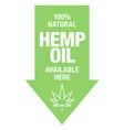 hemp cbd oil icon available here sign