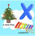 letter x children s alphabet