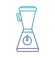 blender appliance isolated icon vector image