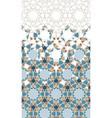 moroccan star flower seamless pattern
