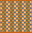 geometric pattern hipster fashion style vector image vector image