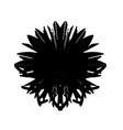 spiral grunge stamp vector image