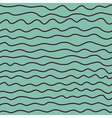 sea wave ocean seamless pattern background vector image vector image