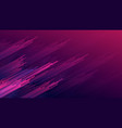 abstract gradient pink purple stripes on gradient vector image vector image