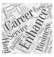 Suggestions To Enhance Your Career Word Cloud