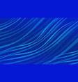 blue wave christmas abstract background christmas vector image vector image
