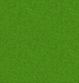 Knitted seamless green background vector image vector image