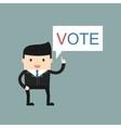 Voting concept picture