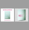 brochure creative design multipurpose template vector image