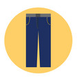 jeans 01 vector image