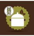 big sale food healthy cooking vector image vector image