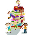 children education vector image