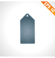 Denim tag style - - EPS10 vector image