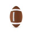 football ball 2 vector image vector image
