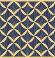 seamless abstract pattern with decorative vector image vector image