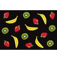 fruit boom vector image vector image