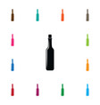isolated alcohol icon vodka element can be vector image