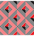 background geometric abstract design in black vector image