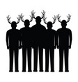 stag do group vector image vector image