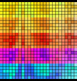 a set of pixel patterns from the mosaic for the vector image vector image