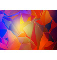 abstract colorful blurred background modern vector image vector image