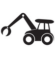 loader icons vector image