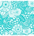seamless abstract hand-drawn pattern design vector image vector image