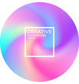 creative color background vector image vector image
