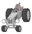 Traktor vector image vector image