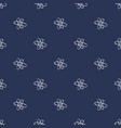atom symbol seamless pattern hand drawn vector image