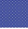 Vintage Blue And White Background vector image vector image