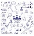Business doodles